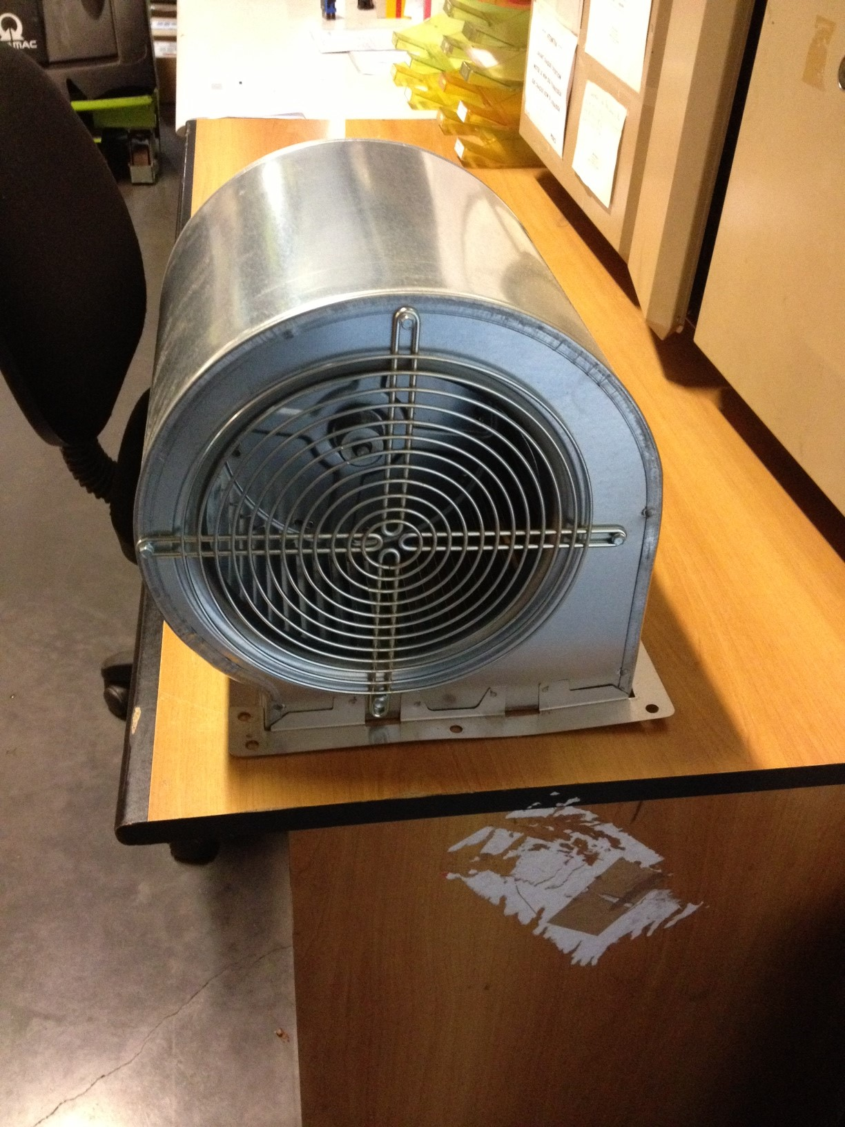 Nos r alisations et photos ventilation extraction - Ventilateur de cuisine ...
